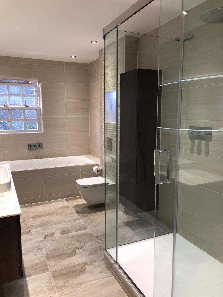 bathroom installation essex
